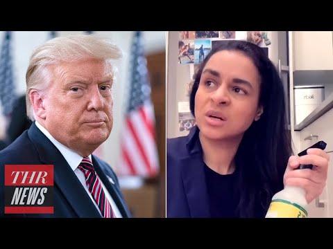 Trump Impersonator Sarah Cooper Lands Netflix Special |THR News
