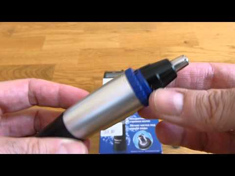 Panasonic ER-GN 30 Nose and Ear Hair Trimmer.