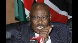 NCIC Chairman Francis ole Kaparo addresses the state of the nation, urges leaders to dialogue