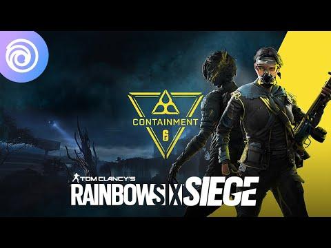 Trailer de l'événement Containment  de Tom Clancy's Rainbow Six: Siege