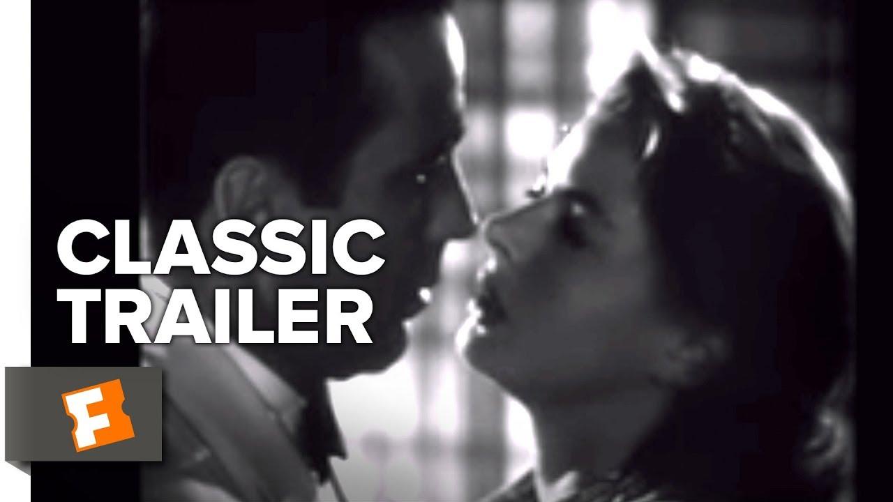 Video trailer för Casablanca (1942) Official Trailer - Humphrey Bogart, Ingrid Bergman Movie HD