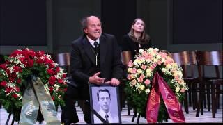 He that dwelleth in heaven.. Thou shalt break them.. (Richard Croft - tenor, Vienna, 2009) HD