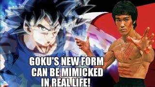 "Goku's "" Ultra Instinct "" IN REAL LIFE Explained!"
