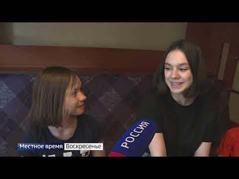 "Видеообзор кемпинга ""Приладожье"""