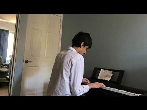 Sonatina in C Major (Op. 36, No. 3) on Piano