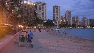 Waikiki, Honolulu