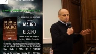 preview picture of video 'MAURO BIGLINO - La Bibbia non è un Libro Sacro - Cosenza 17/12/2013 - MISTERY HUNTERS'