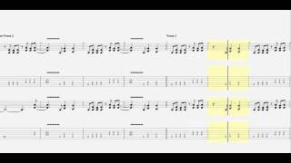 Learn How to Play Hells Bells by ACDC - Hells Bells Guitar Tab
