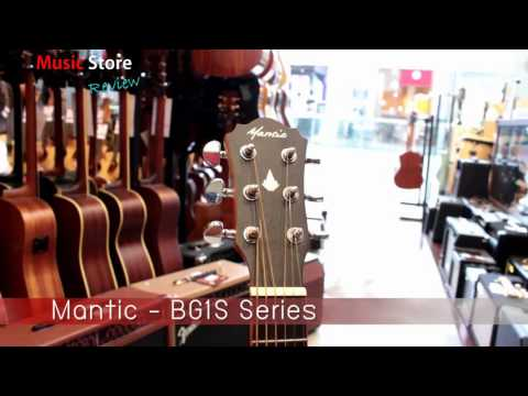 Đàn Guitar Acoustic Mantic BG-1S