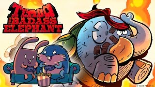 "Tembo the Badass Elephant ""Арахисовый спецназ""  с Леммингом и Банзайцем"