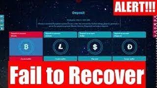 ALERT!!! Crypto Briefing Bitcoin, Litecoin and Monero Fail to Recover