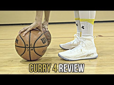 Under Armour Curry 4 Performance Review!