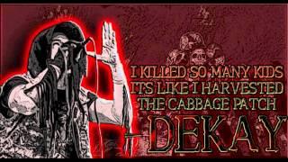 Spitz (Feat. Dekay of Broken Infinity/Diseased Mentality) - King Crown Satan In The Living Flesh