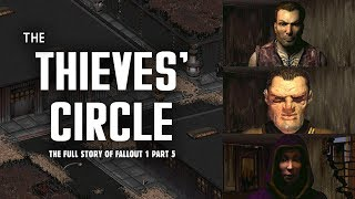 The Thieves' Circle: Plus, Decker of the Underground & High Priestess Jain: Fallout 1 Part 5