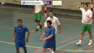 II Corporate Futsal League DATAVENUE Vs NOVOBANCO 3-4 (4ªDivisão 4ªJornada) Resumo