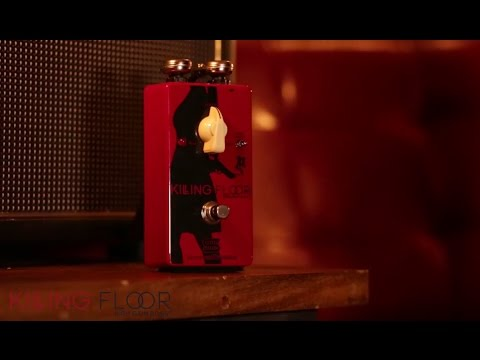 Jared James Nichols Demos The Seymour Duncan Killing Floor High Gain Boost