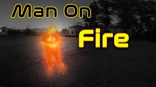 Man on Fire [ Droneando La Torre ] [ #FPV ]