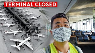 A Complete Empty Airport Terminal – Zurich Airport Behind The Scenes
