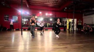 "Ciara   ""Dance Like We're Making Love"" Choreography JR Taylor"