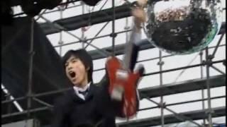 [LIVE]TMGE-CISCO~G.W.D.~中断FUJIROCK98inTOKYO