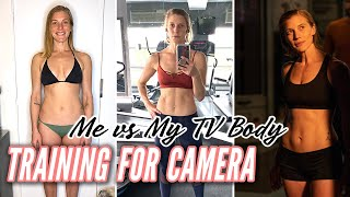 How I Train My Body For Film & Television  |  S2E5 with Steve Zim and Katee Sackhoff