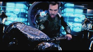 GLORYHAMMER - Hootsforce (Official Video) | Napalm Records