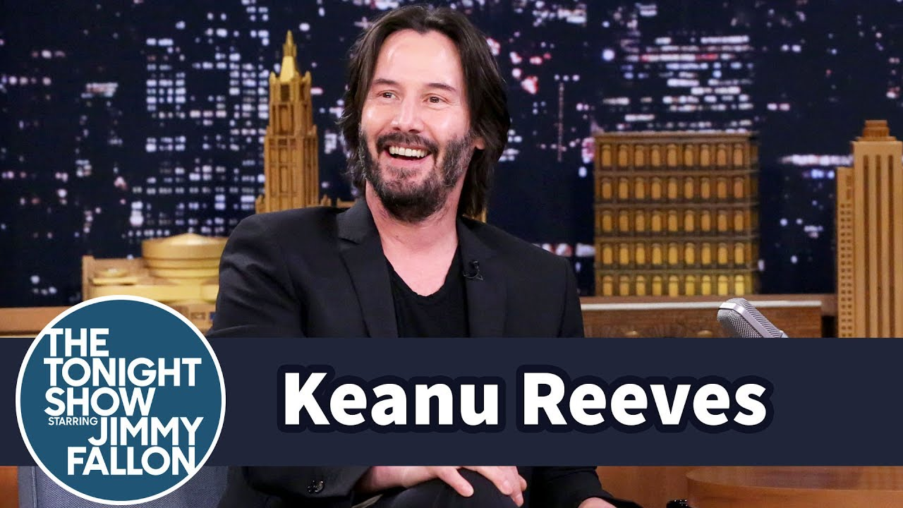 Keanu Reeves Almost Changed His Name to Chuck Spadina thumbnail