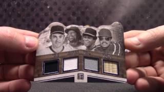 2016 Pantheon Baseball 4 Box Case Break Serial #s GB # 2