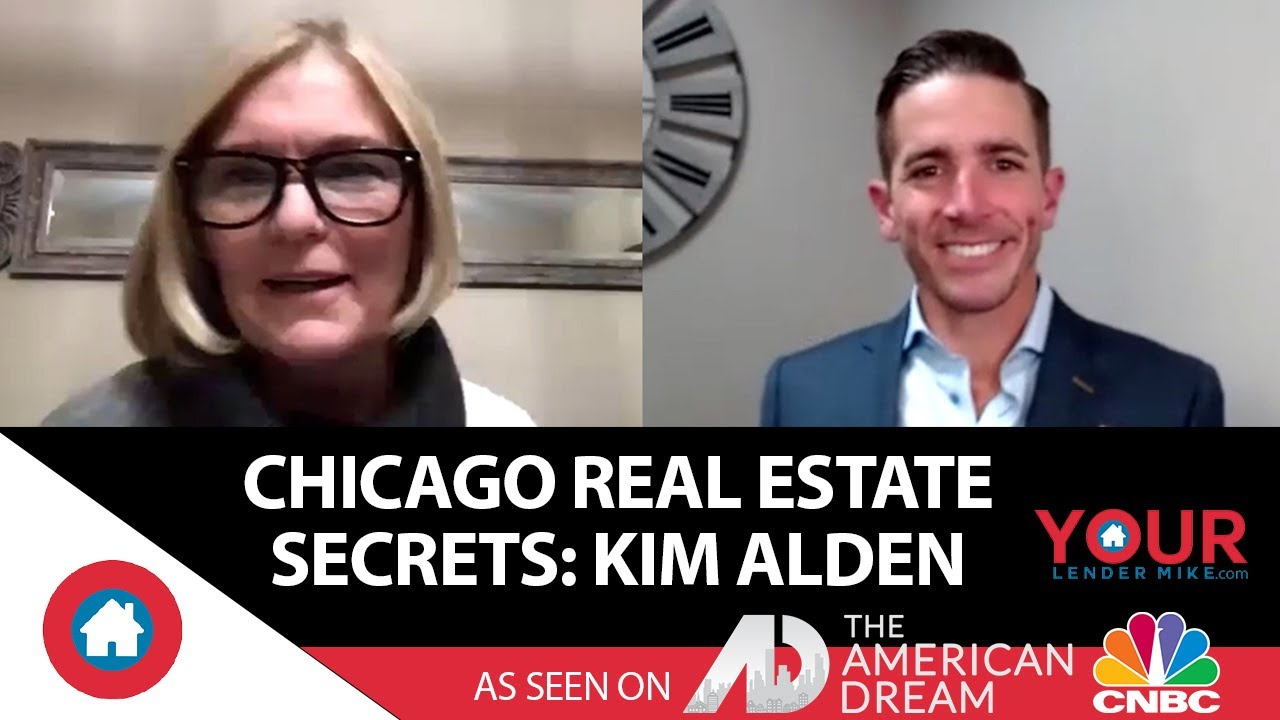 Kim Alden With Chicago Real Estate Secrets