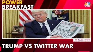 Trump Targets Social Media Companies With Executive Order After Twitter Fact-checks His Tweets - Download this Video in MP3, M4A, WEBM, MP4, 3GP