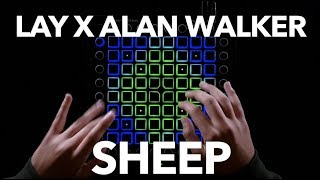 Lay - Sheep (Alan Walker Relift) | Launchpad Performance + Project File