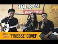 Afgan, Isyana Sarasvati, Rendy Pandugo - FINESSE (COVER)