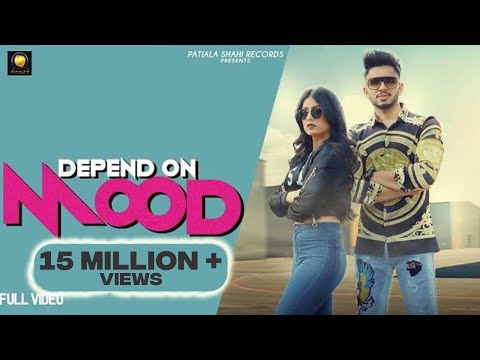 Depend On Mood | Jinder Deol Feat Gurlej Akhtar | Latest Punjabi Songs | Patiala Shahi Records