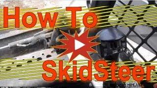 Skid Steer Controls Walkthrough