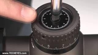 Vortex How To Set The L Tec Zero Stop Video