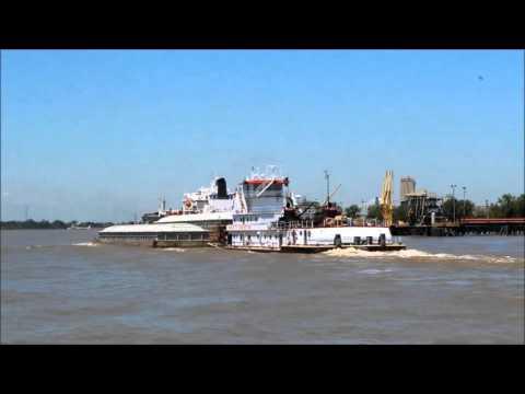 Світовий досвід з використання внутрішнього водного транспорту