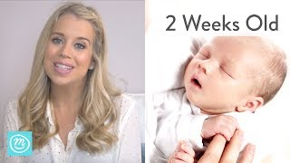 2 Weeks Old: What to Expect - Channel Mum