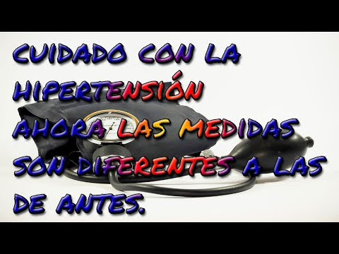 Mecanismo de desarrollo de la enfermedad hipertensiva