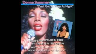 Can't Get To Sleep At Night - Donna Summer
