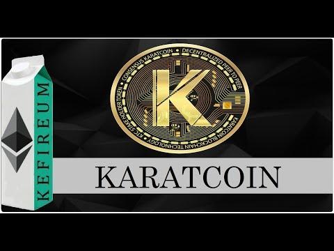 Karatcoin - твой шанс получить прибыль на золоте