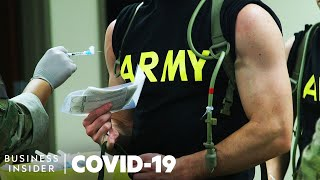 How COVID-19 Is Changing US Army Boot Camp