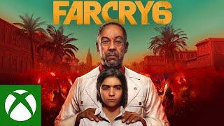 Xbox Far Cry 6- Tráiler de estreno mundial anuncio