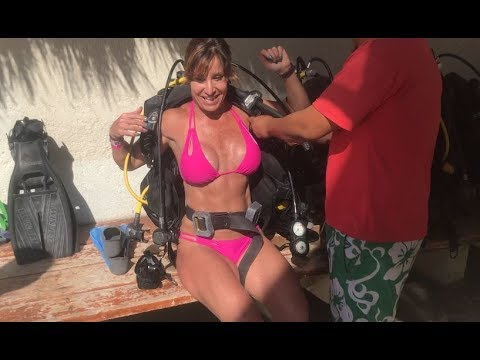 Scuba Diving without certification. Getting certified, Diving in Mexico