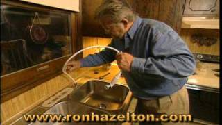 How To Remove And Replace A Kitchen Faucet
