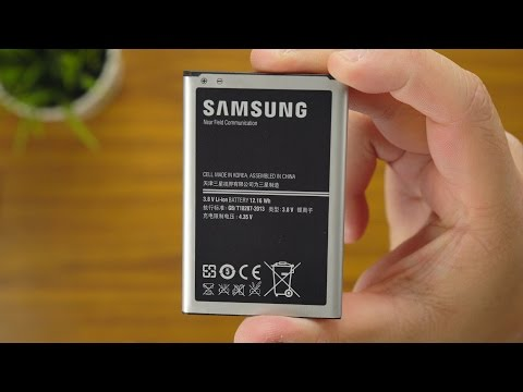 Samsung Galaxy Note 3 / 3200 mAh Battery - Is it Genuine? | Quick Look