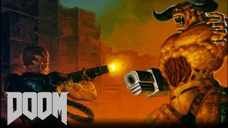 Picture of a game: The Ultimate Doom