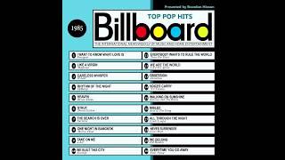 BillboardTopPopHits-1985
