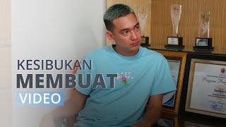 Adipati Dolken Beberkan Mengenai Kesibukannya Membuat Video Treveling Keliling Indonesia