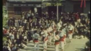 preview picture of video 'Festa Major de Sant Pau - 1979 (1/2) -  Sant Pere de Ribes'