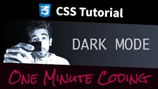 CSS Dark Mode